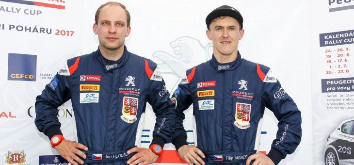 """""""Vlásenkou"""" s Filipem Marešem: Rallye Český Krumlov 2017"""