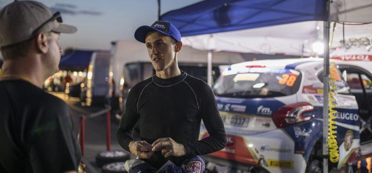 Vlásenkou s Filipem Marešem: Barum Czech Rally 2017