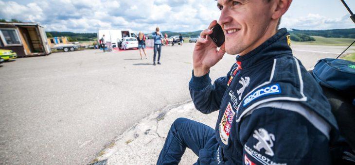 Vlásenkou s Filipem Marešem: Rally Rzeszów
