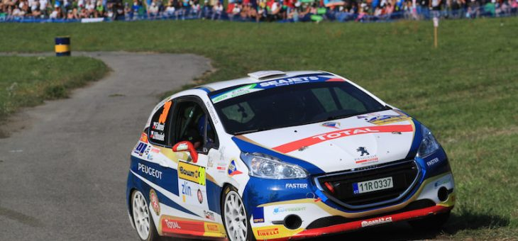 Four battle for ERC Junior prize drive