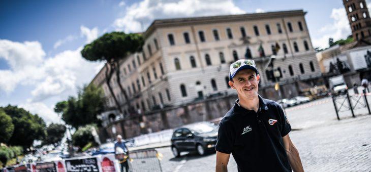 Vlásenkou s Filipem Marešem: Rally di Roma Capitale 2017