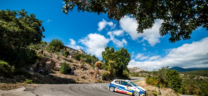 Czech charger still up for ERC Junior U27 title