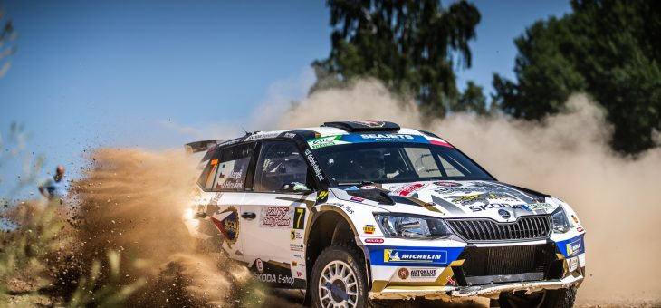 Mareš fourth overall in Poland and first in ERC1 Junior