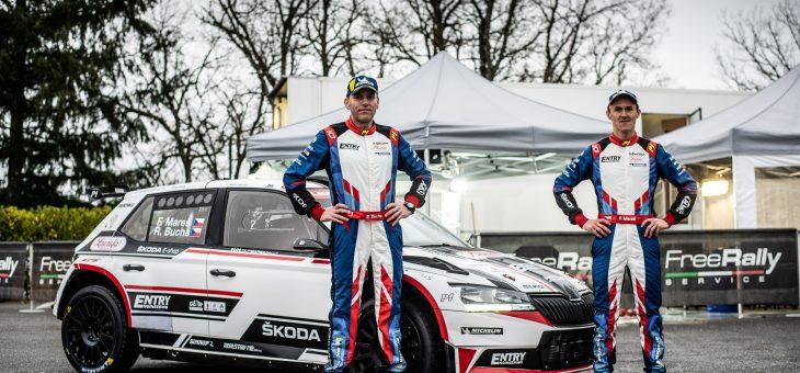 Laureta Auto Škoda Team zahájí sezónu v Itálii